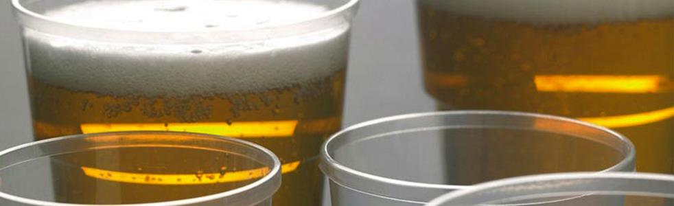 Compostable Glasses | Galgorm Group Catering Equipment and Supplies