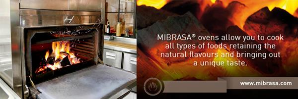 Mibrasa Charcoal Ovens | Galgorm Group Catering Equipment and Supplies