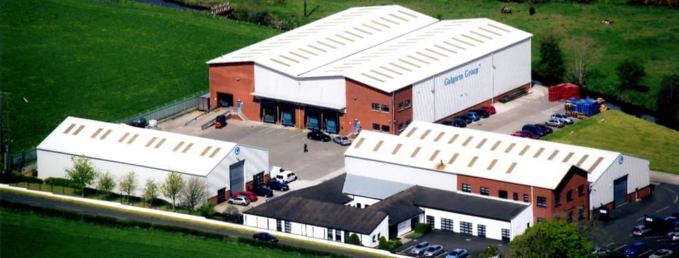 Galgorm Group Catering Equipment and Supplies Site, Northern Ireland HQ