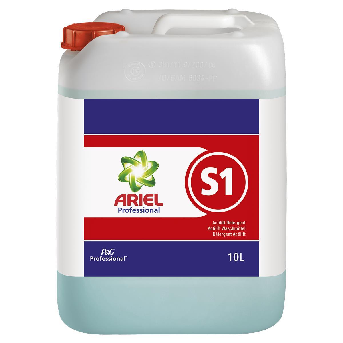 Ariel Liquid Prof S1 Detergent 10ltr 4015400854081