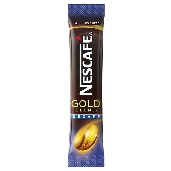 Nescafe Decaf Coffee Sticks Pk 200