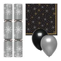 #6-Black,-Gold-and-Silver-Christmas