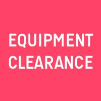 Equipment-Clearance