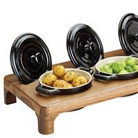 Cast-Iron-Serving-with-Wooden-Boards