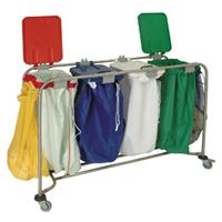Laundry-Cart-System